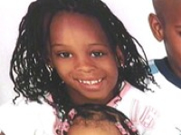Mya Lyons, 9, was found stabbed to death in an alley near her father's home in the Auburn-Gresham neighborhood (CBS)